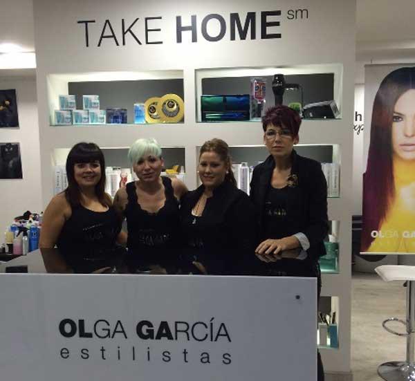 Estrevista a Olga García