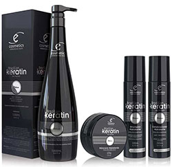 Brazilian Keratin, o alisamento progressivo que nutre e fortalece o cabelo