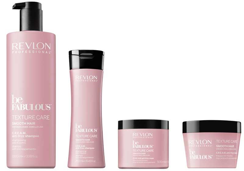 Texture Cure, la nueva línea para cabellos lisos o rizados de Revlon Professional