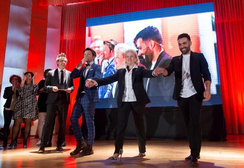 Alcantara Cosmética celebra con gran éxito Tendencias 2018, su XXII Congreso Internacional de Peluquería