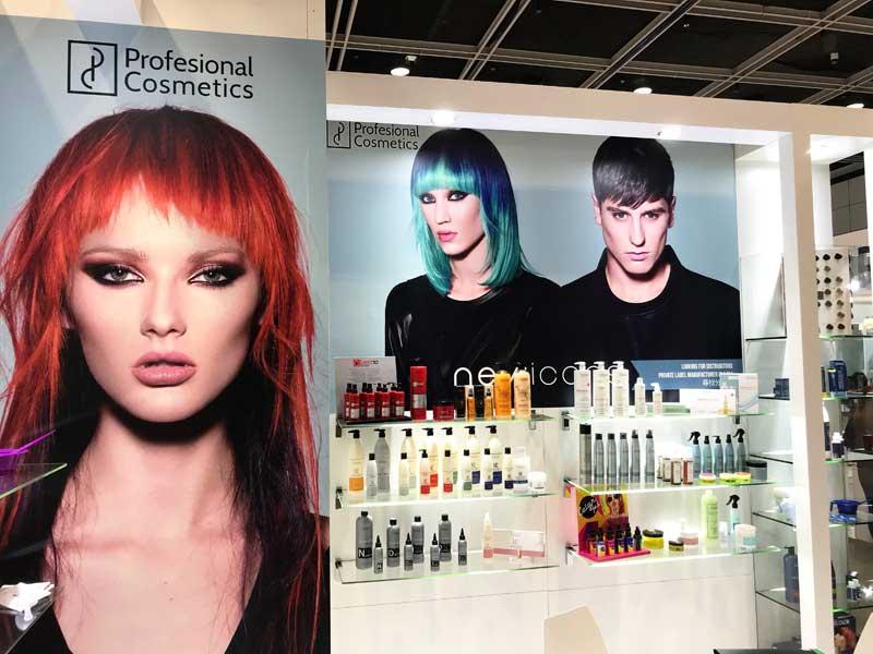 Profesional Cosmetics estrena novedades en Cosmoprof Asia Hong Kong 2017