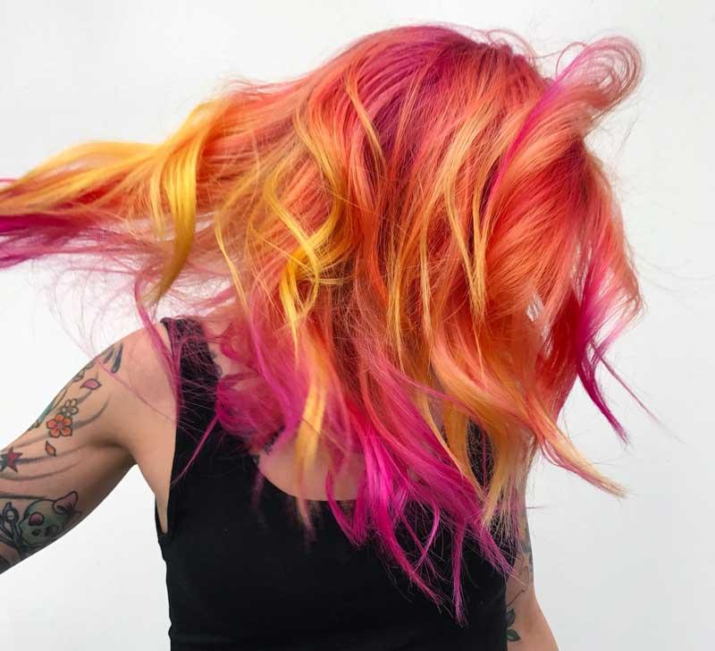 Pulp Riot, la coloración fantasía líder en EEUU ¡llega a España! Porque tú eres el artista