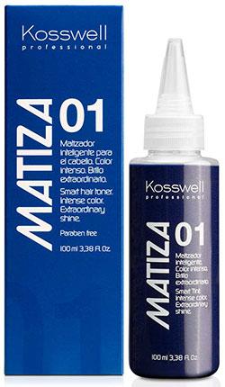 Kosswell Professional lança o 'matizador inteligente' para o cabelo
