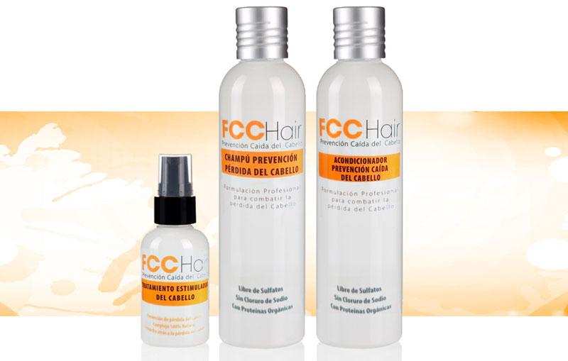 FCC Hair - Regeneración capilar