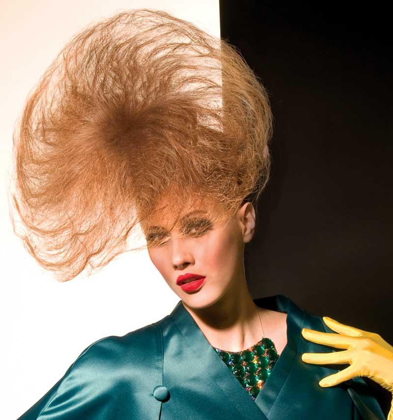 Patrick Cameron presenta Session, la técnica del glamour en el peinado paso a paso