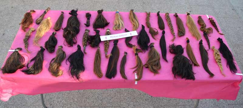 Beauty Valencia y Mechones Solidarios invitan a participar en el mayor reto solidario de la peluquería