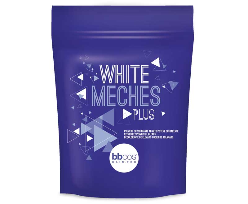BBCOS WHITE MECHES PLUS