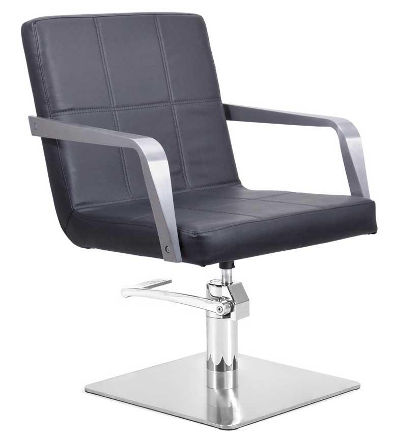 Elegância com um toque atual na nova cadeira de tocador Veja, de Italor