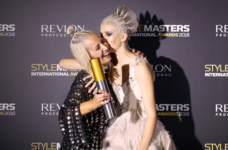 María Montes Campal - The Style Masters International Awards 2018