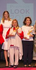 10 galardonados en la entrega de los Premios Salón Look