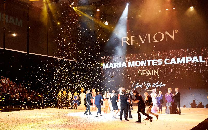 Revlon Professional - Style Masters Show Barcelona 2018