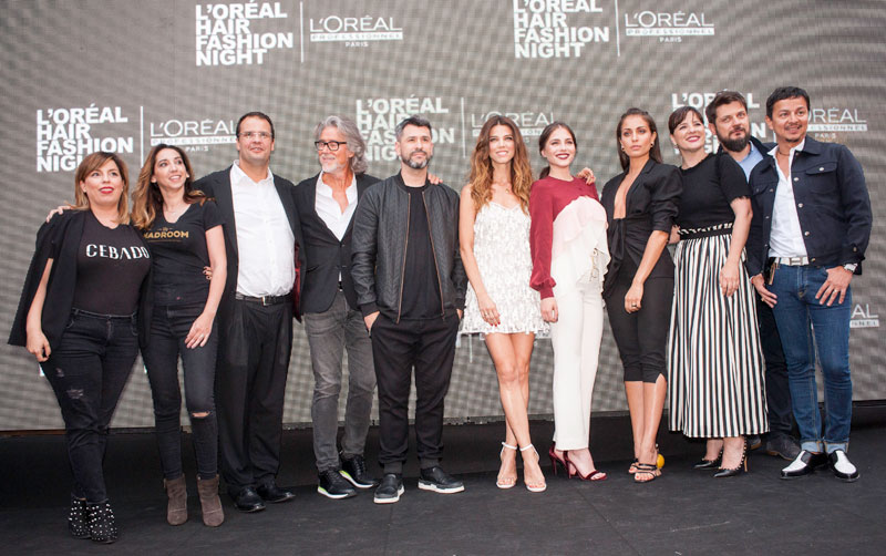 L'Oréal Professionnel - Hair Fashion Night