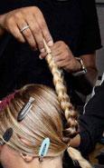 Aveda adelanta la moda del peinado y el style en la NYFW