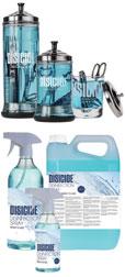 Ya en España, la gama más completa y exigente para la desinfección, limpieza e higiene de peluquerías y salones de belleza