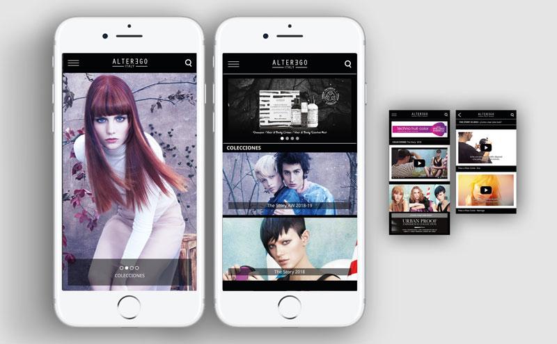 Alter Ego Italy - Nueva app