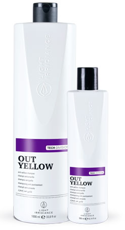 Light irridiance - Out Yellow