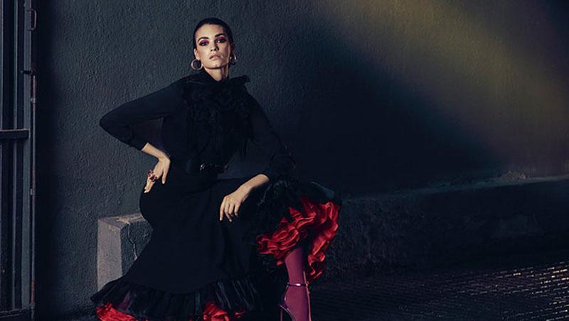 Eva escolano inspiration concurso maquillaje salon look 2019