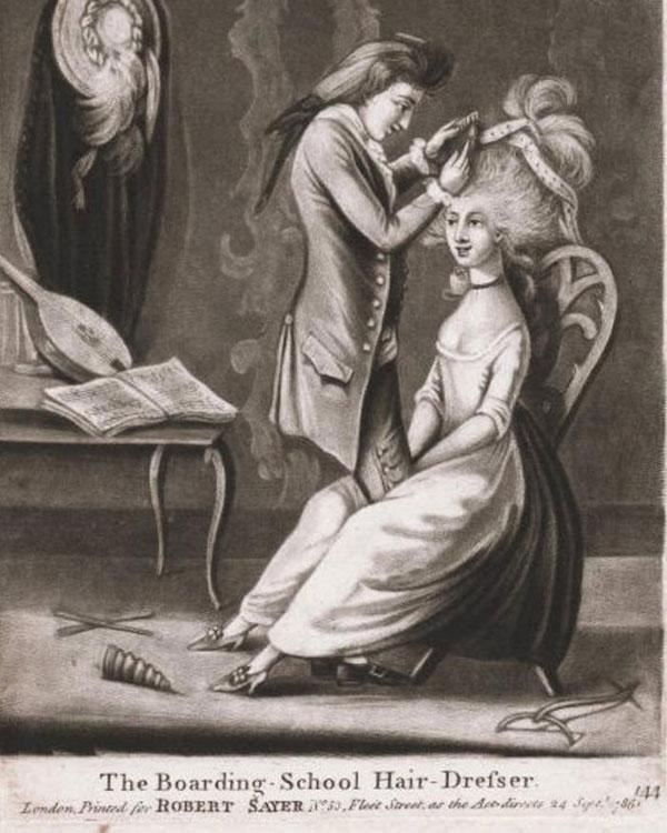 25 de agosto, Día del Peluquero