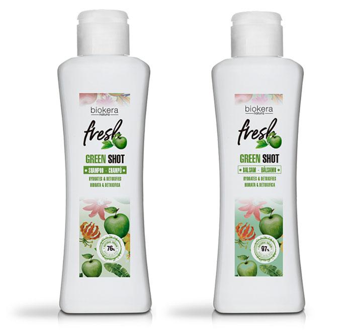 Salerm Cosmetics - Biokera Fresh