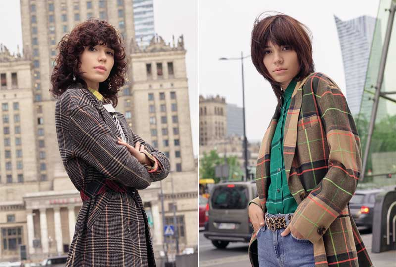 Modelos Street Style Collection Indola