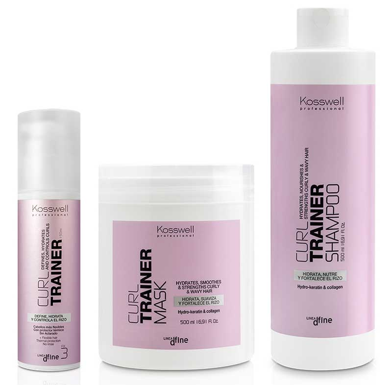 Productos Curl Trainer