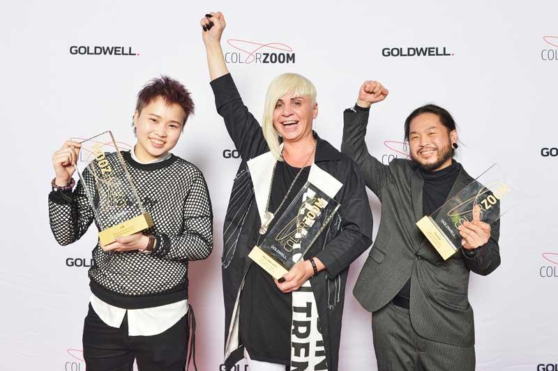 Ganadores de Global Zoom 2019