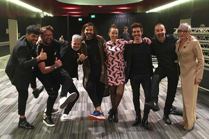 Finalistas españoles en los International Visionary Awards.