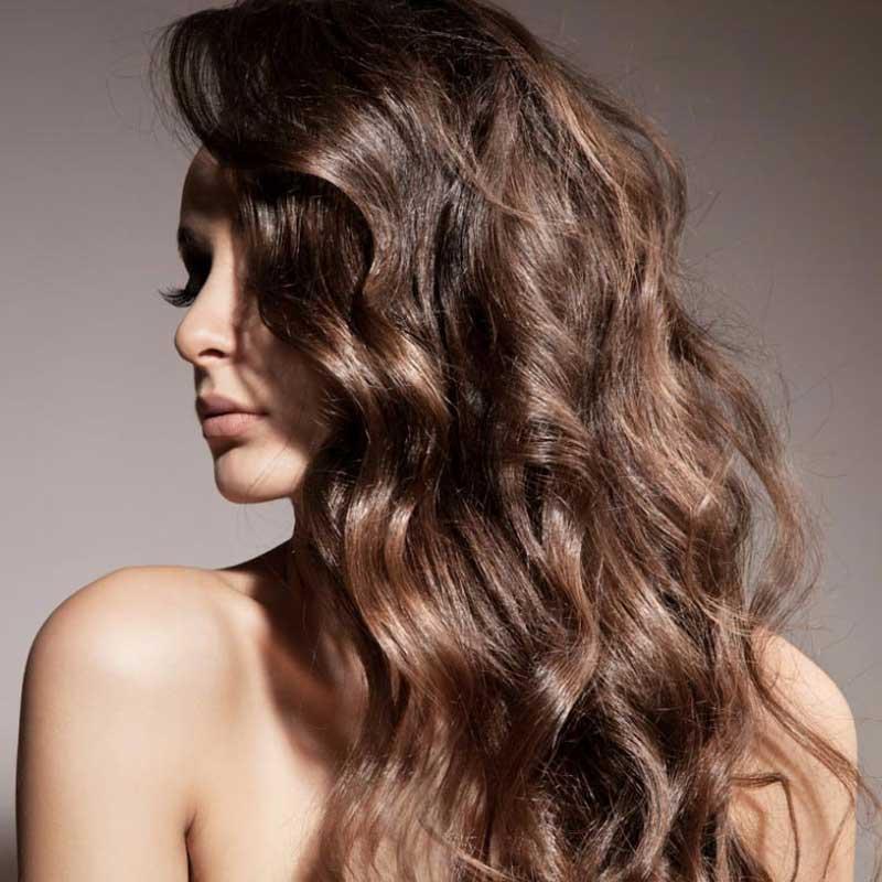 Volumen en el cabello