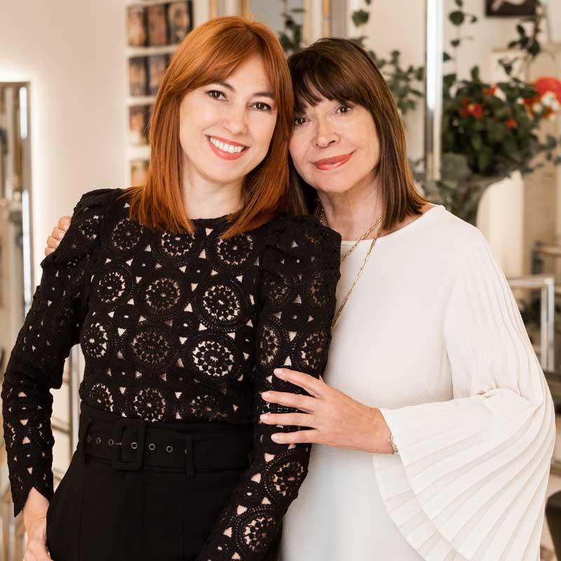 María y Cheska