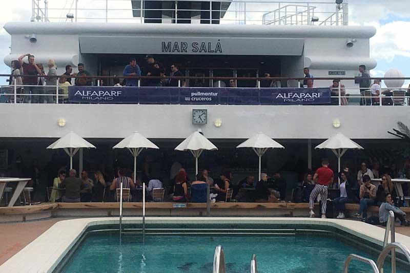 crucero Alfaparf Milano