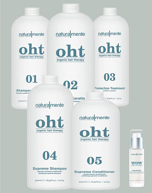Organic Hair Therapy