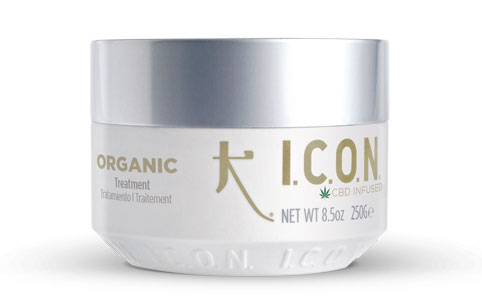 I.C.O.N. Organics CBD Infused - Champú