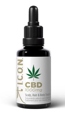I.C.O.N. Organics CBD Infused - Acondicionador