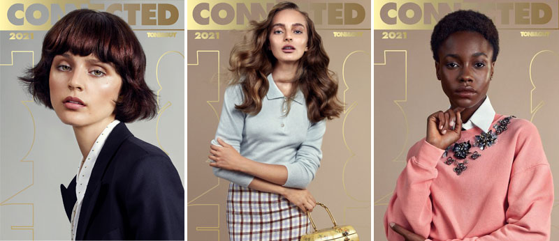 Toni & Guy - Connected