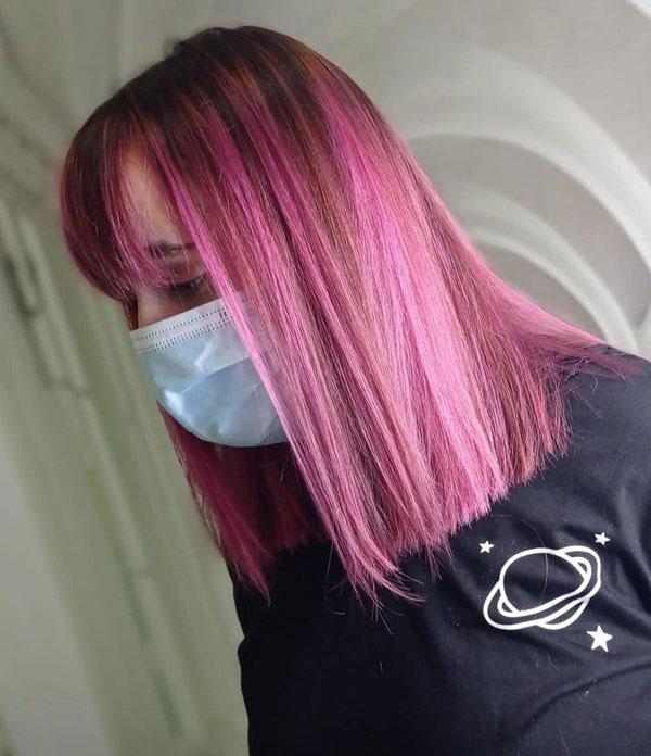 Cabello - Colores extremos - Tendencia