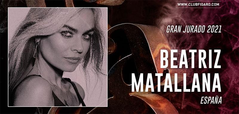 Premios Fígaro - Beatriz Matallana