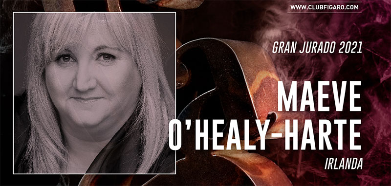 Premios Fígaro - Maeve O'Healy-Harte