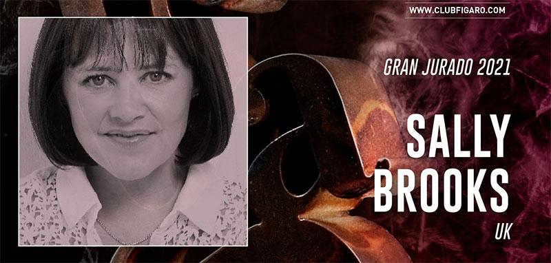 Premios Fígaro - Sally Brooks