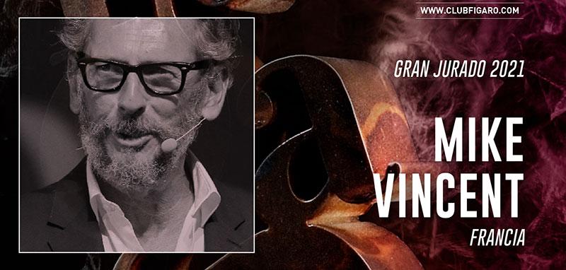 Premios Fígaro - Mike Vincent