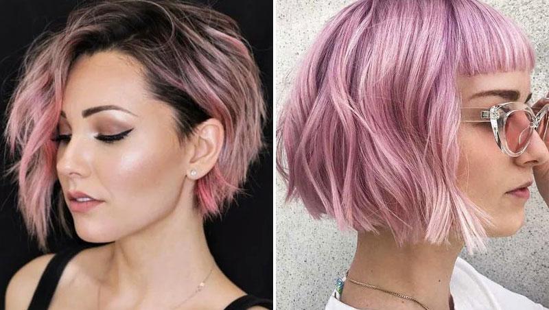 Tendencias trendy cabello