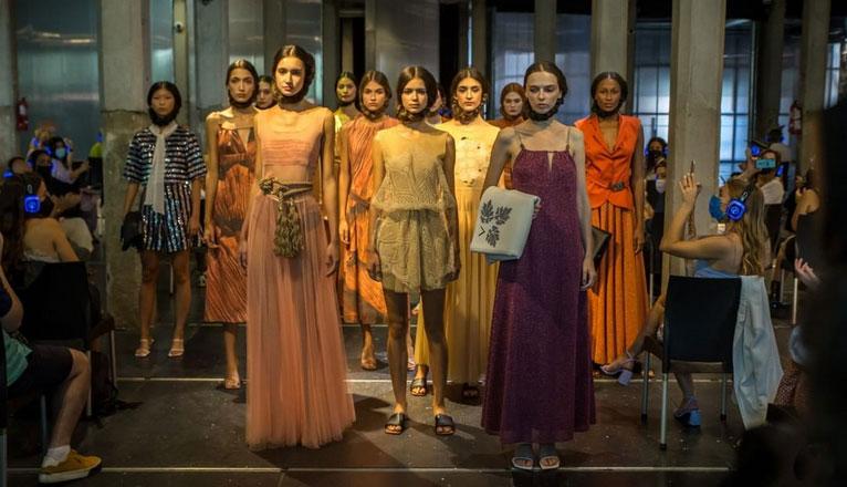Mercedes Benz Fashion Week - Pilar Dalbat