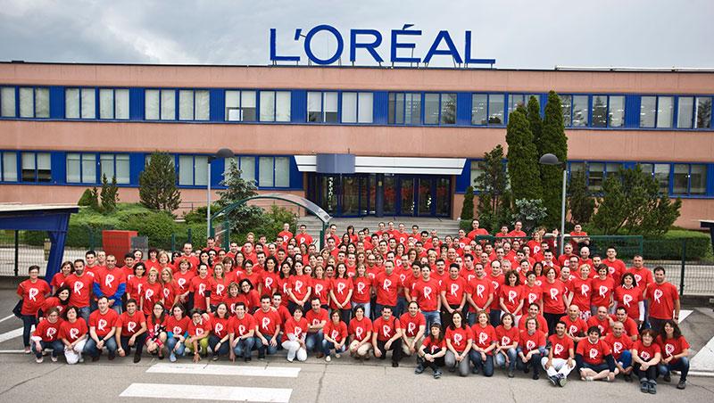 L'Oréal - Inversiones - España