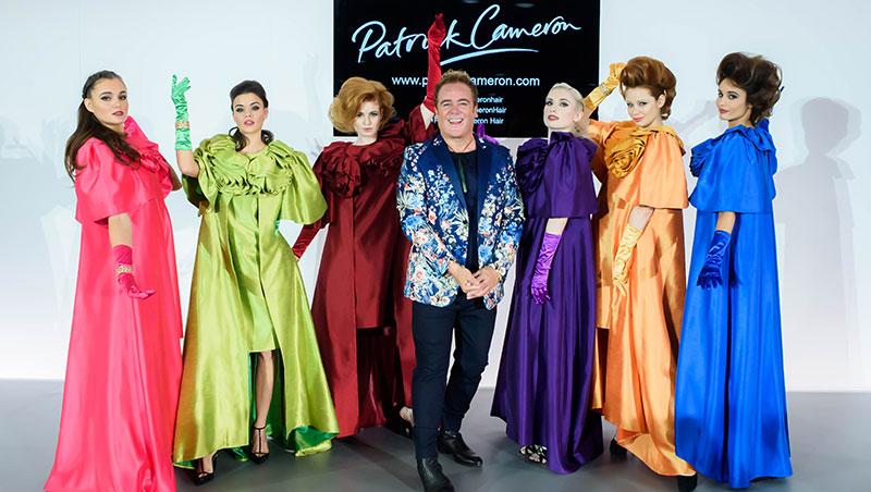 Salon International - Seminarios - Patrick Cameron