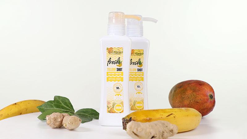 Salerm Cosmetics - Curly Biokera Fresh