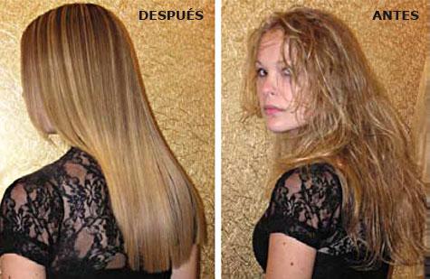 El aceite de los cabello bio