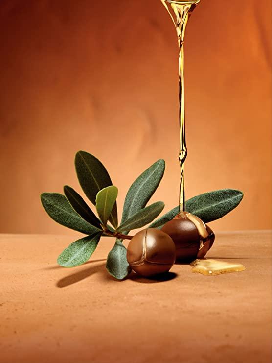 semillas con las que se extrae el aceite de argán