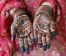 tatuajes hechos con henna
