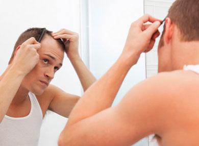 Aumentan las consultas por alopecia.