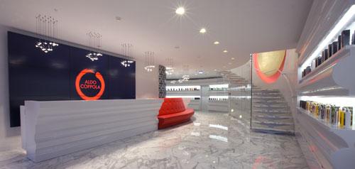 Inaugurado el nuevo sal n beauty king de aldo coppola - Nombres de centros de belleza ...