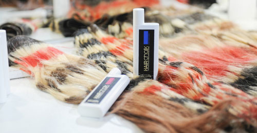 Hair Chalk: nueva coloraci�n ef�mera lanzada por L'Or�al Professionnel.